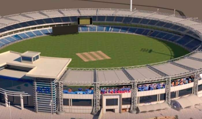 Afghanistan eye cricket at home after commissioning of new stadium