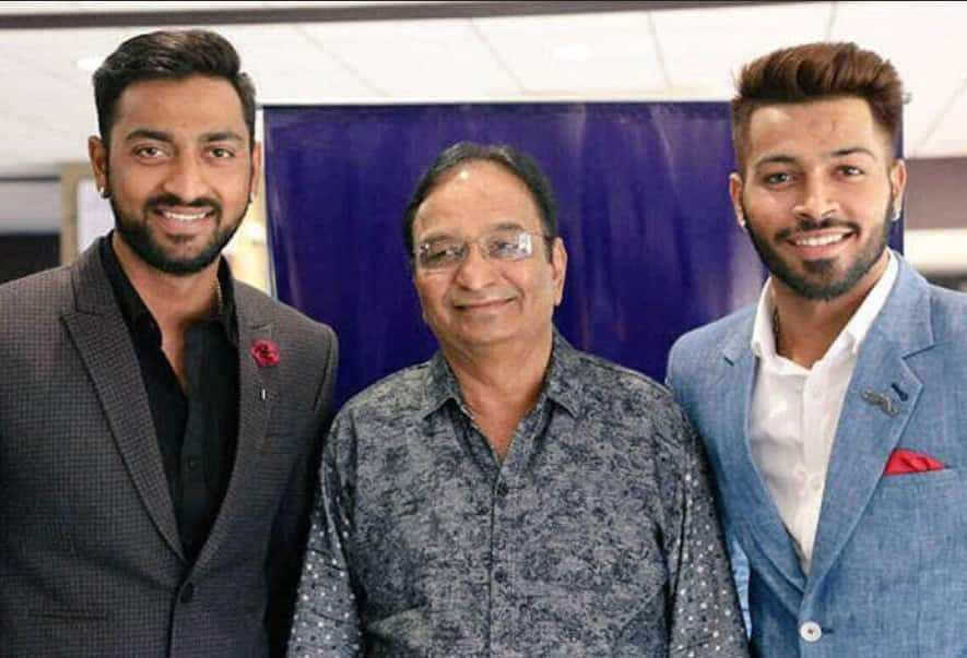 Indian allrounder Hardik and Krunal Pandya's father passes away; Baroda skipper leaves bio bubble