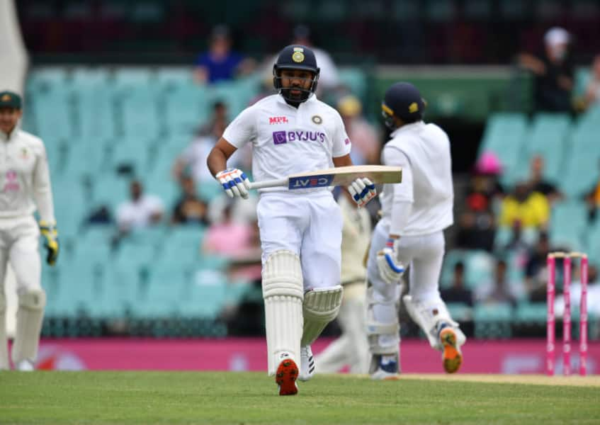 Rohit Sharma becomes first player to hit 100 Sixes against Australia in international Cricket