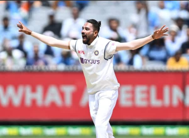 Mohammad Siraj throws in-cutters with ability, not through cracks on the pitch: Sachin tendulkar
