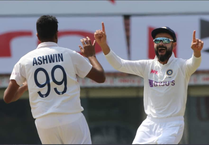 India vs England, 1st Test: Ashwin draws early blood after Washington Sundar led India to 337 runs