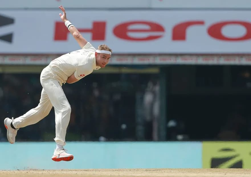 India vs England: Chennai pitch was not lacking, says Stuart Broad