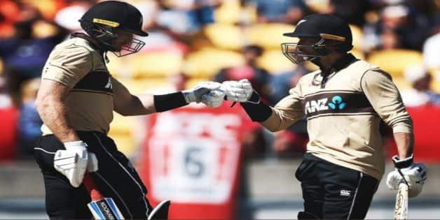 New Zealand vs Australia: Martin Guptill's half century help new zealand beat Australia by 7 wickets to win the series by 3-2