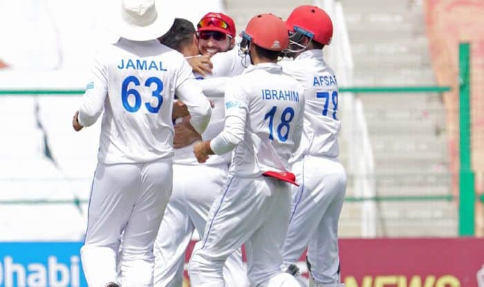 ind vs zim 2nd test day 3 match report and highlights zimbabwe follow on as rashid khan and hamza spark