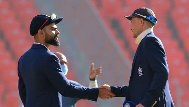 England Win Toss