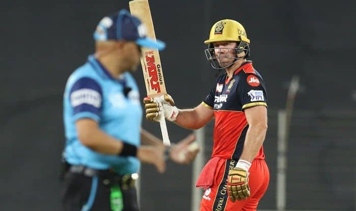 AB de Villiers Delivers For RCB