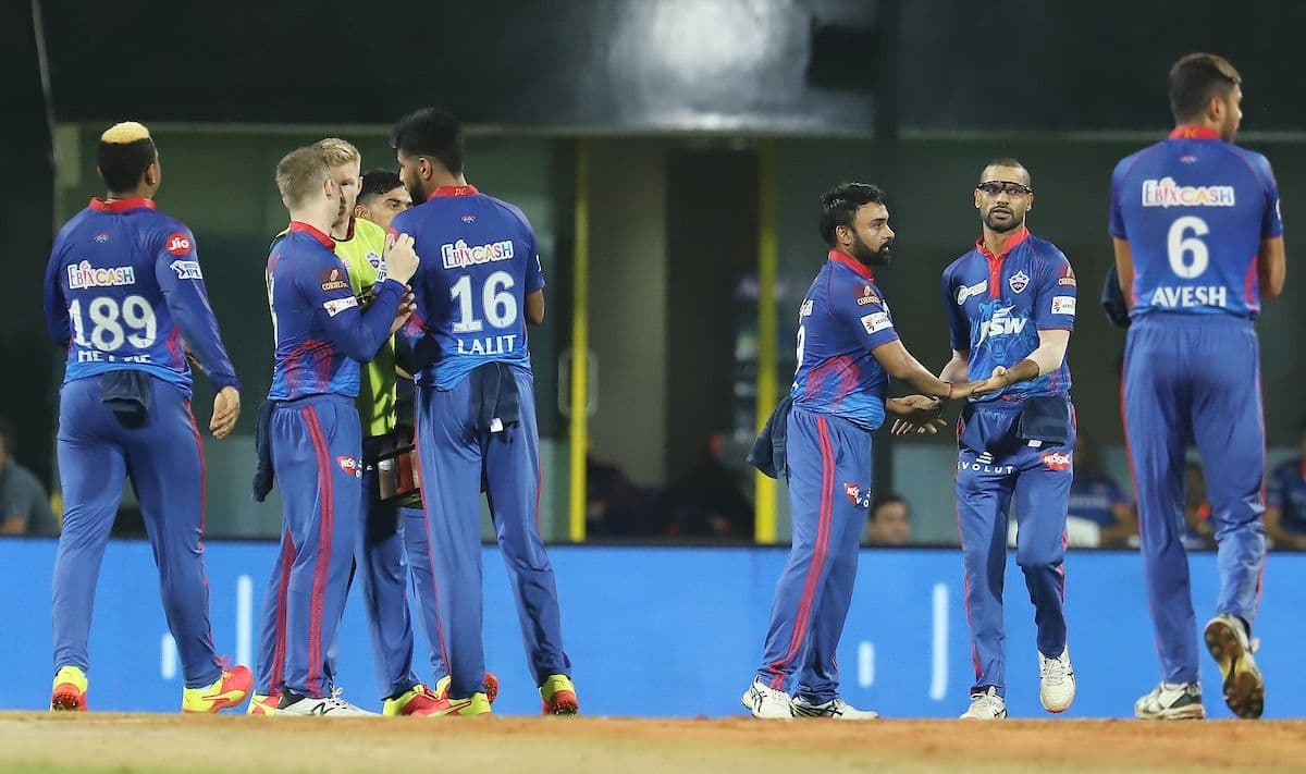 Mishra  Dhawan Guide Delhi to Clinical Win