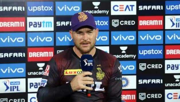 IPL 2021: There will be some changes in his team for the upcoming matches to be played in Mumbai, says KKR coach Brendon McCullum