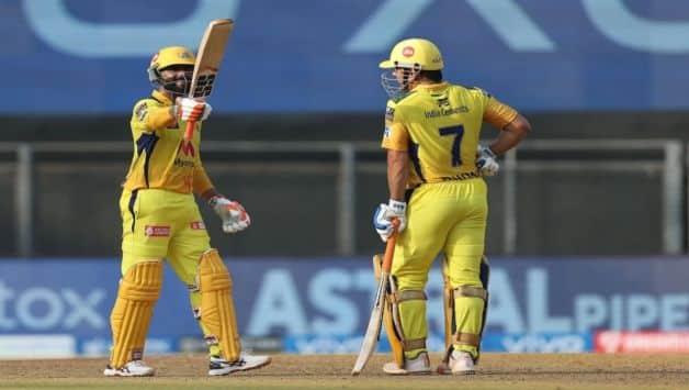 IPL 2021: Mahi bhai told me Harshal will be bowling outside the off-stump, says Ravindra Jadeja