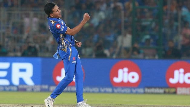 Ipl 2021 mi vs kkr rahul chahar shines as mumbai indians beat kolkata knight riders by 10 runs 4582722