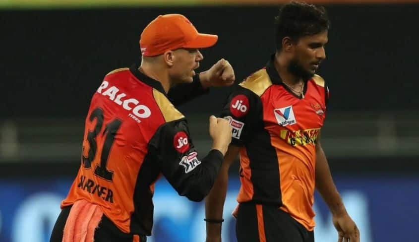 IPL 2021, MI vs SRH, Live: Tom Moody Clarifies Why T Nataraja not given chance in Today's match