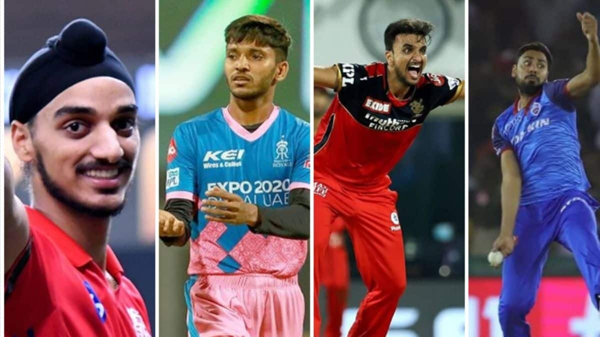 IPL 2021: Sakariya to Harshal Patel, Eight Uncapped Indian Players Who Impressed in The First Week