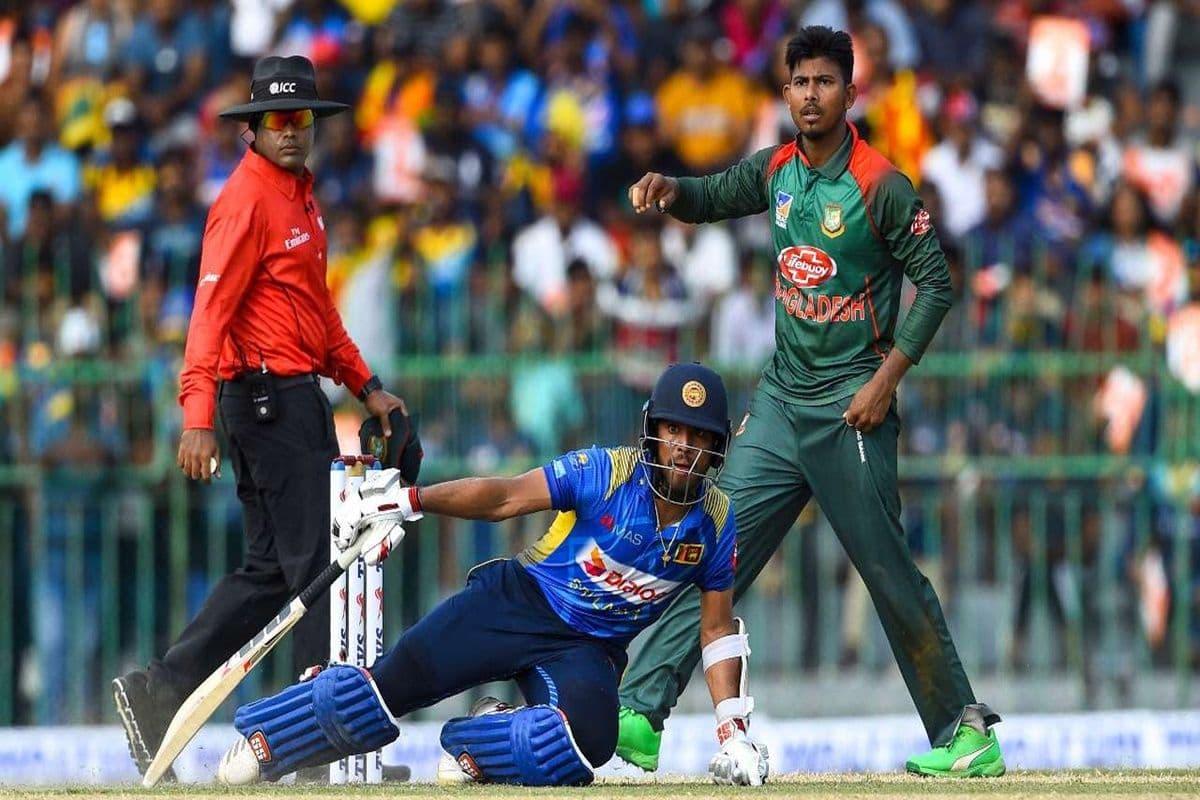 बांग्लादेश और श्रीलंका के बीच 23 मई से तीन वनडे मैचों की शुरुआत होने जा रही है. सभी मुकाबले ढाका के शेर-ए-बांग्ला नेशनल स्टेडियम में खेले जाने हैं.