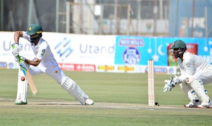 zim vs pak 1st test day match report and highlights pakistan takes 198 runs lead on hosts