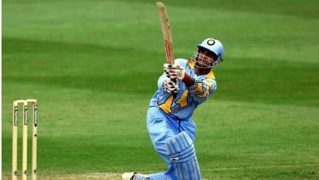 Sourav Ganguly's 59 Ball 40