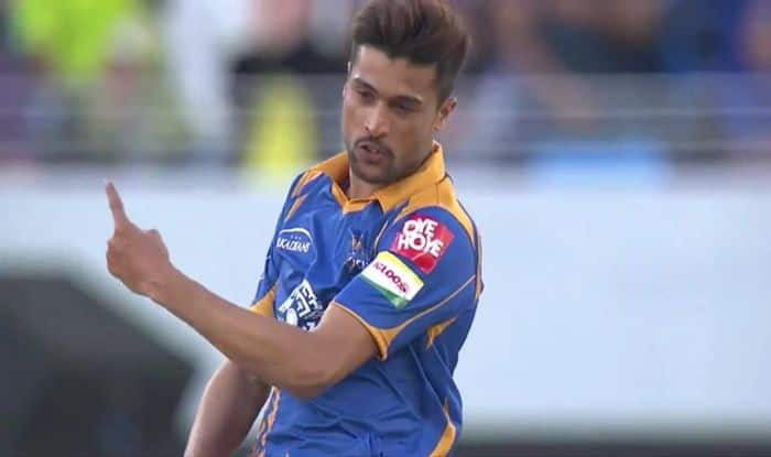 mohammad amir will play in cpl signs with barbados tridents