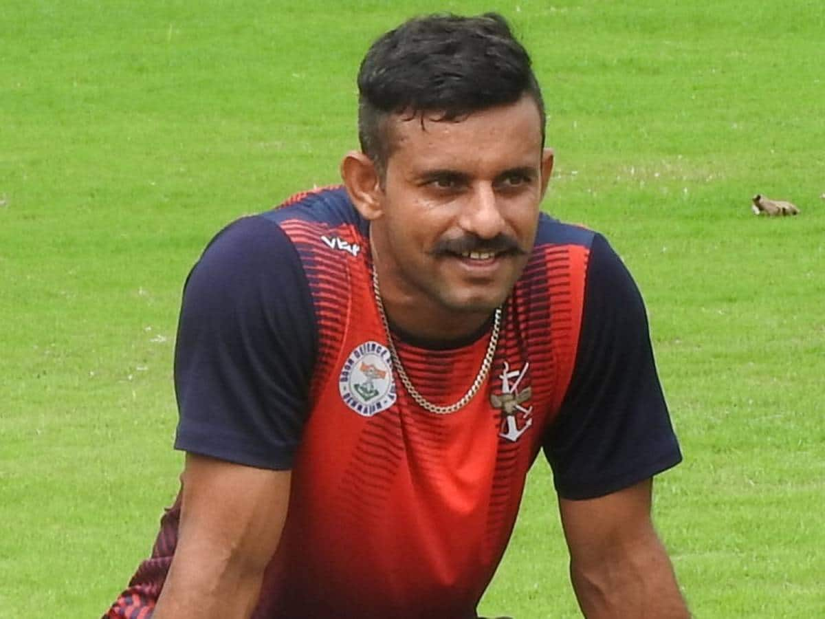 It is Demotivating When Selectors Say They Will Consider Age For National Selection – Services' Diwesh Pathania | EXCLUSIVE