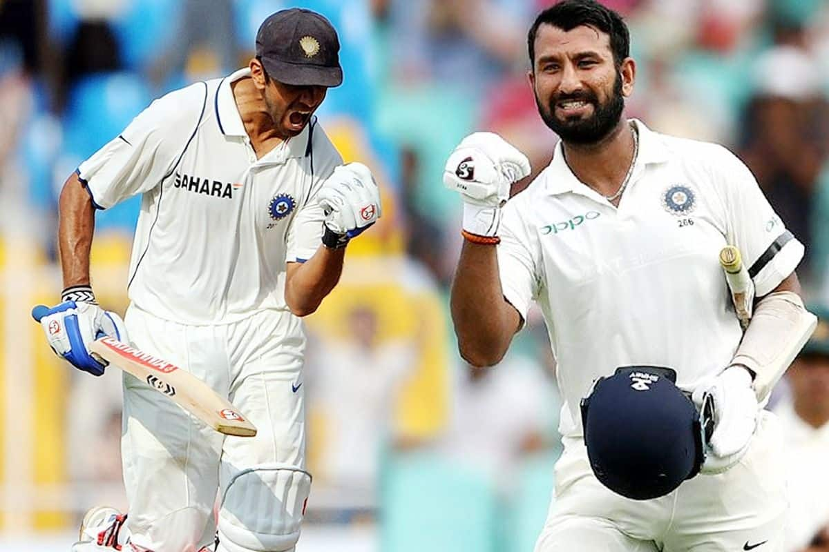 How Rahul Dravid Never Looked Slow Even With Strike-Rate Slower Than Cheteshwar Pujara