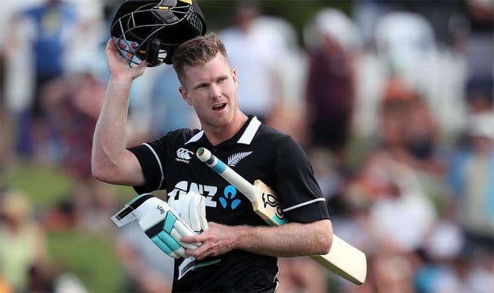 ind vs nz jimmy neesham disclose his feeling before and after ms dhoni in 2019 wc semifinal