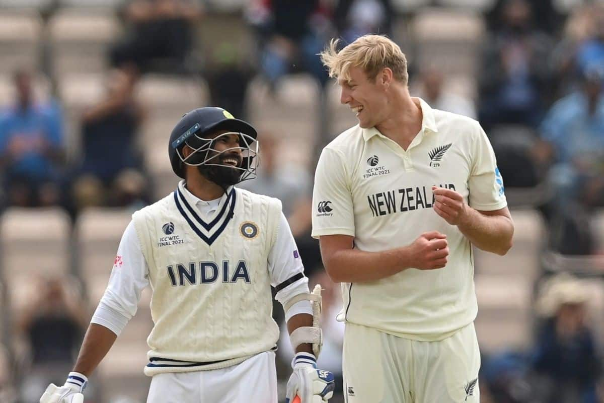 IND vs NZ, ICC World Test Championship Final 2021: Kyle Jamieson Claims His 5th Five-For, India 217 all out