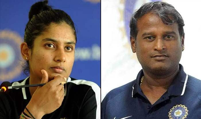 Mithali Raj Opens up about his bitter terms with coach Ramesh Powar, I don't want to look back know