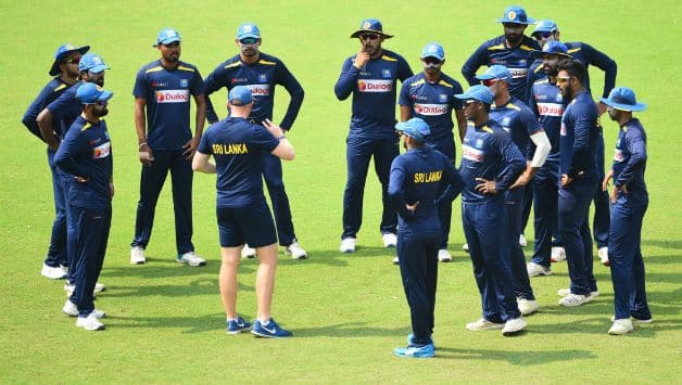 Sri Lankan cricketers ready to tour England without contract
