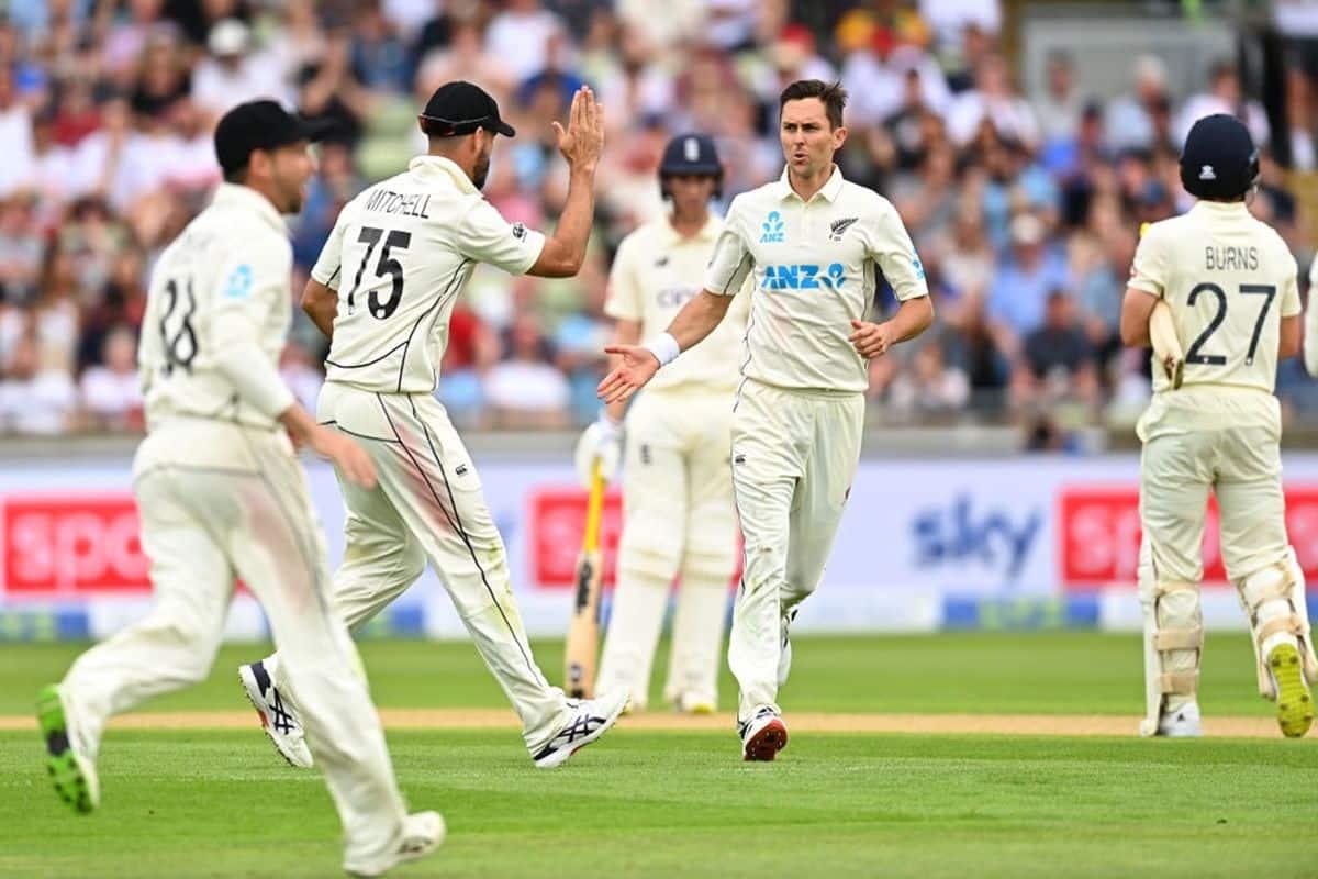 England vs New Zealand Live Cricket Score and Updates: ENG vs NZ 2nd Test  match Live cricket score at Edgbaston, Birmingham