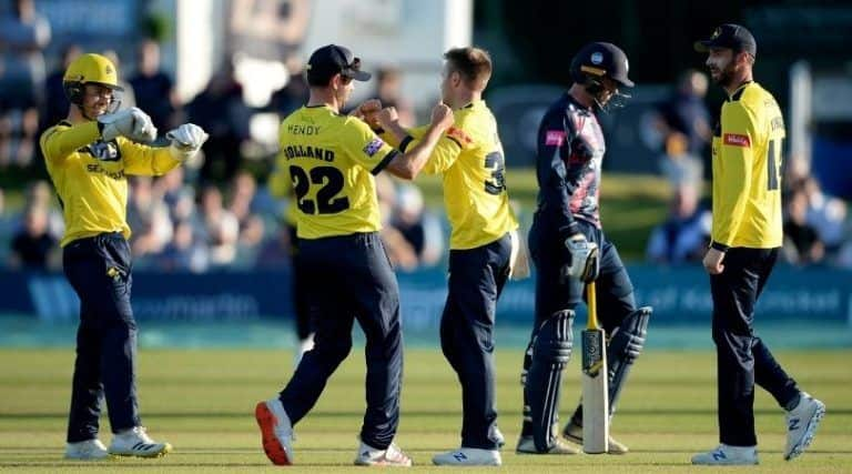 SUS vs HAM Dream11 Team Prediction, Fantasy Tips English T20 Blast: Check Captain, Vice-Captain For Today's English T20 Blast 2021 Match At County Ground, Hove June 12 11:00 PM IST Tuesday