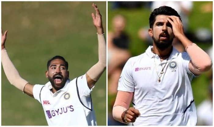 WTC Final, IND vs NZ: Ishant Sharma vs Mohammed Siraj, Last 5 Test Matches