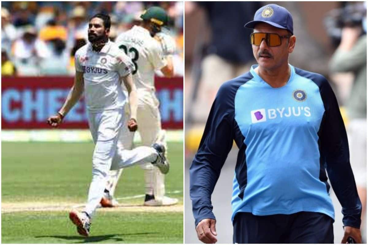 Mohammed Siraj Reveals How Ravi Shastri Backed Him During Australia Tour After His Father's Demise