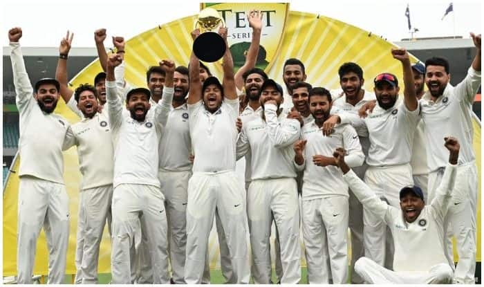 India Holds Pole Position