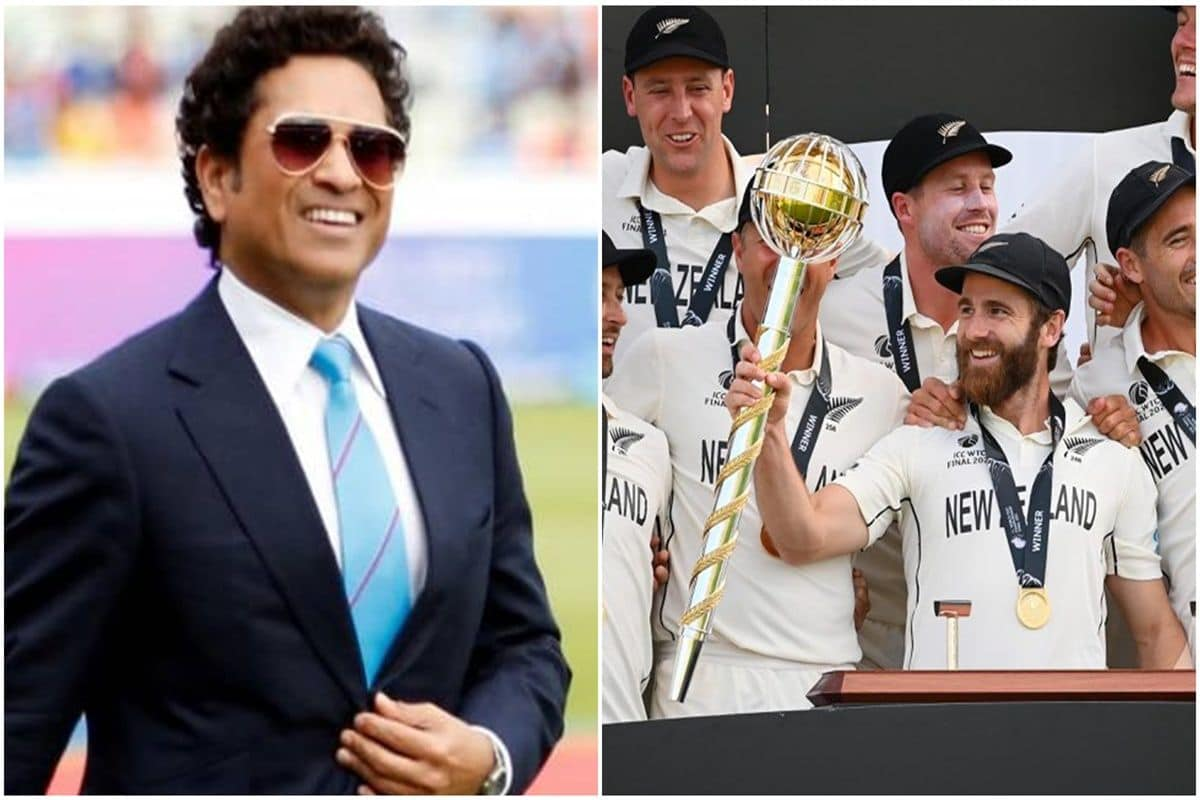WTC Final, IND vs NZ: Sachin Tendulkar feels the early dismissals of Virat Kohli and cheteshwar Pujara led changed the course of the game in the Kiwis' favour