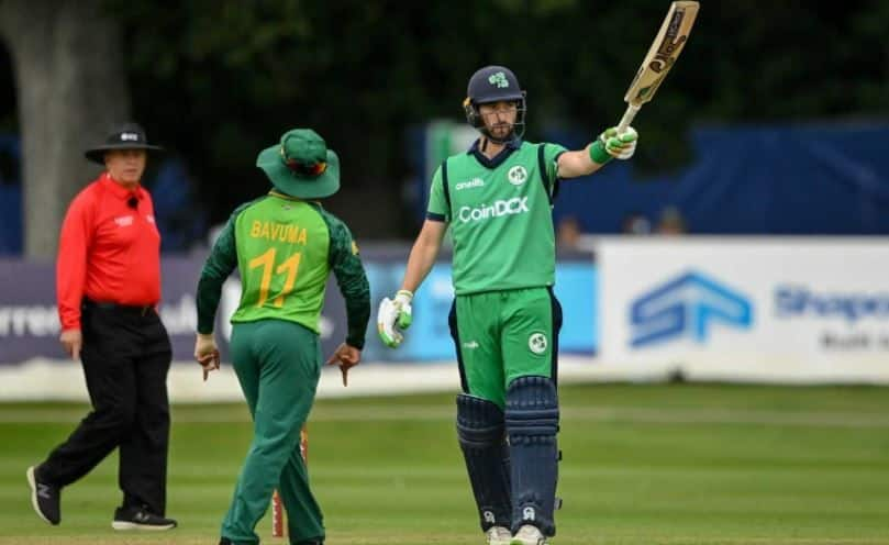 Ireland vs South Africa, 2nd ODI: Andrew Balbirnie century guide first ever Ireland win over South Africa