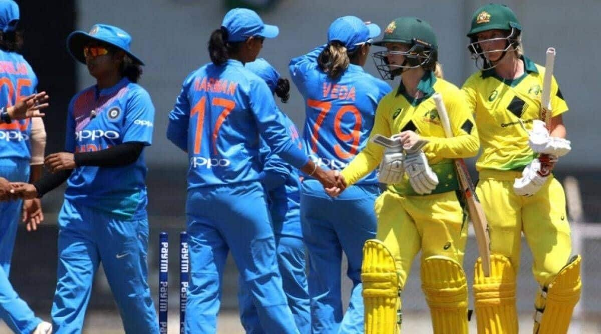 Queensland to host series between India and Australia women's teams