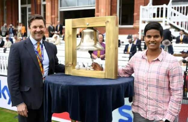 India vs England, 2nd Test, Day-4: Deepti Sharma bell at Lords Cricket Ground to start day play
