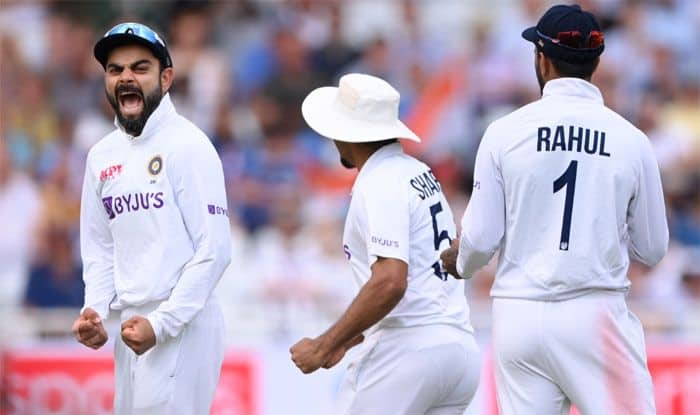 ind vs eng 1st test at nottingham match report and highlight of day 3 team india look solid against england