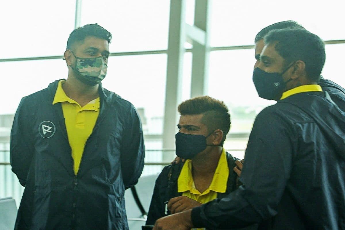 Indian Premier League 2021: MS Dhoni led Chennai Super Kings fly for Dubai