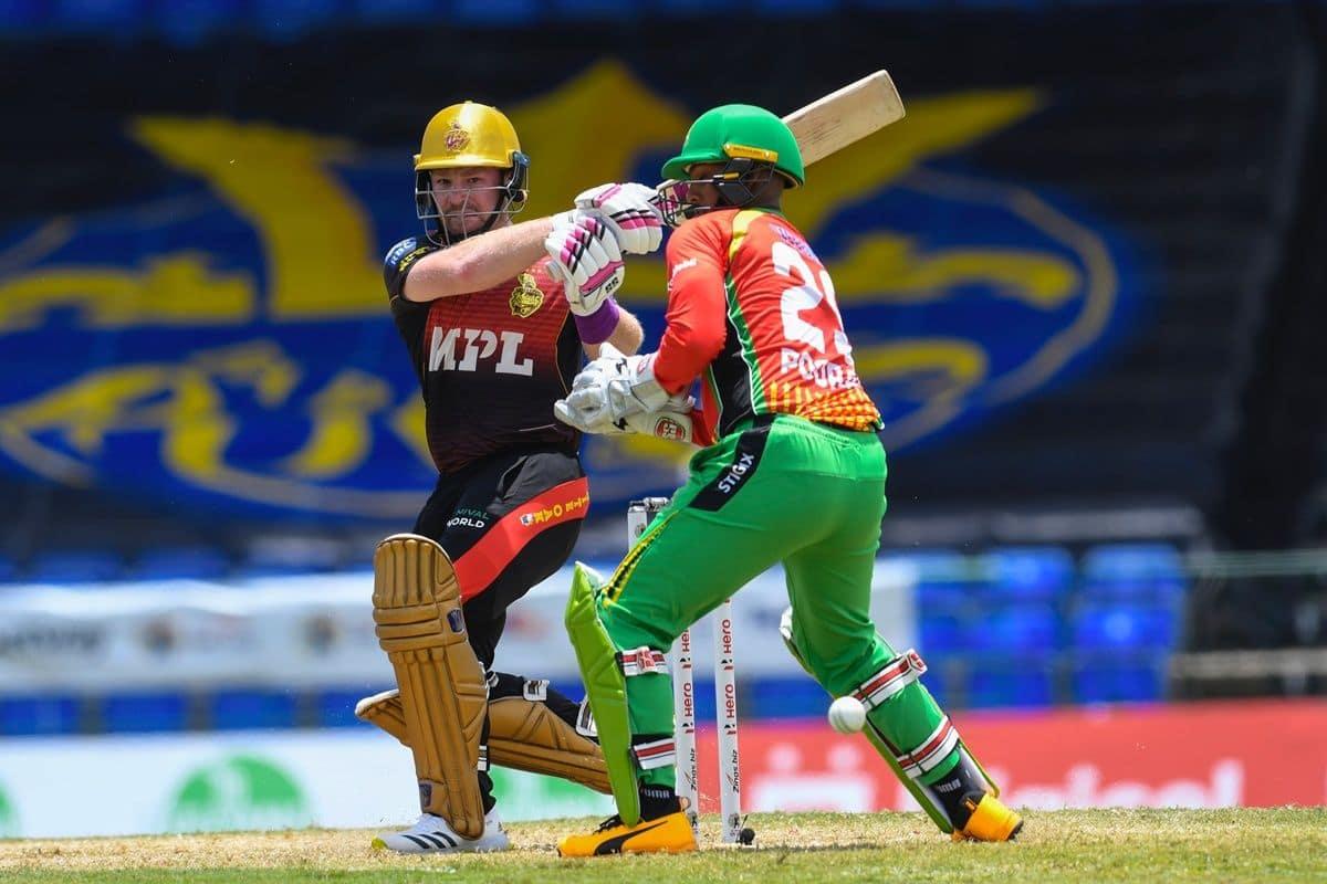 Caribbean Premier League 2021: Guyana Amazon Warriors ने किया बड़ा उलटफेर, गत चैंपियन Trinbago Knight Riders को हराया