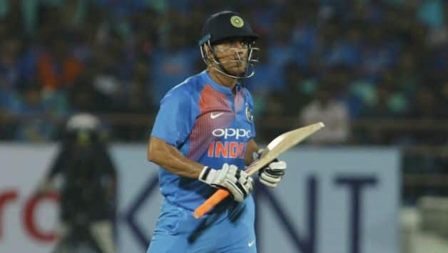 Ms dhoni as mentor will help bowling unit in t20 world cup virender sehwag 4965432