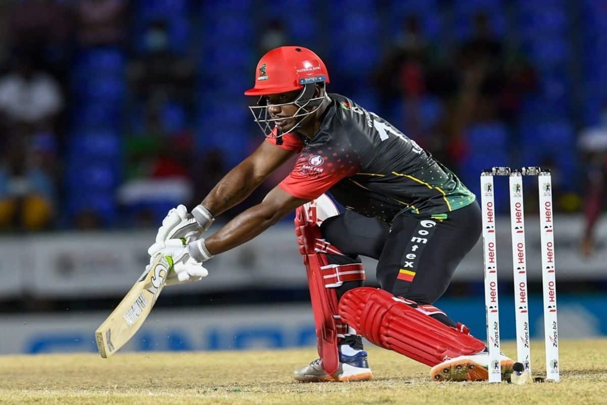 Caribbean Premier League 2021: Evin Lewis hit century, St Kitts and Nevis Patriots confirm semi final berth