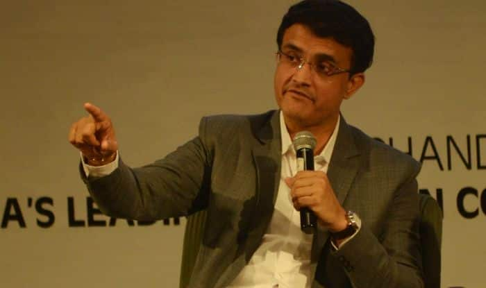 Bcci wants rescheduled test to be the fifth test match of the series not one off test match sourav ganguly 4954475