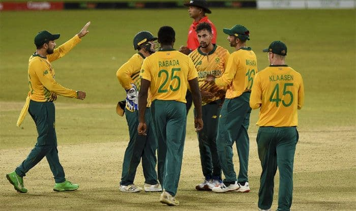 sl vs sa 1st t20i match report and highlights south africa beat sri lanka by 28 runs aiden markram player of the match