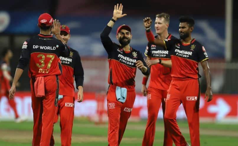 बैंगलोर की संभावित 11 टीम