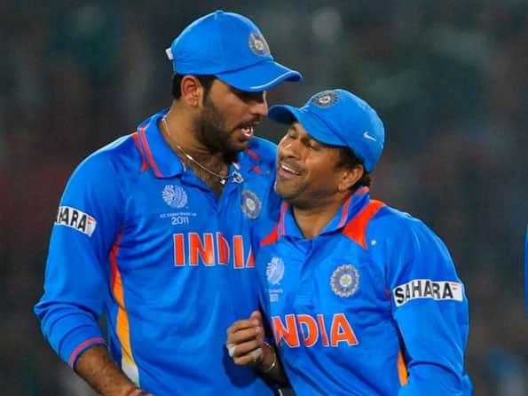 Sachin Tendulkar to Yuvraj Singh: Welcome back home my brother