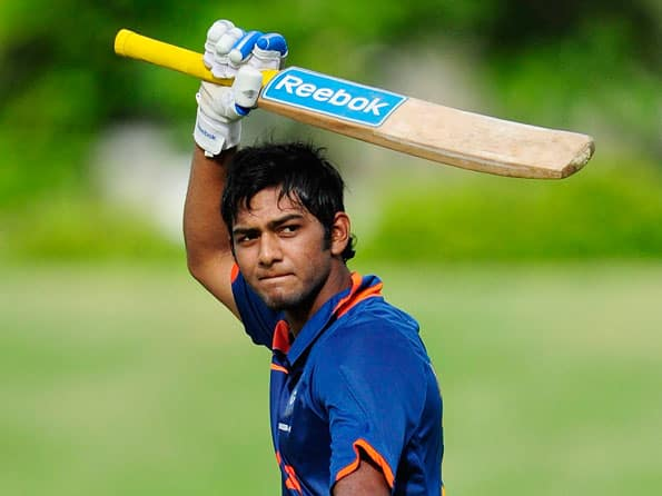 Unmukt Chand ton fires India into U-19 Asia Cup final