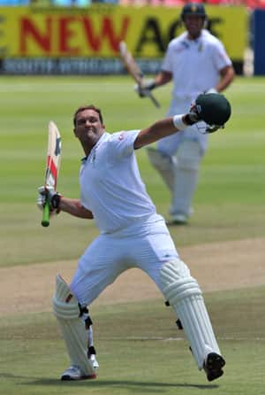 Kallis double ton piles agony on Sri Lanka on day two