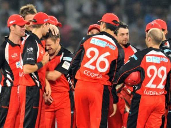 Disciplined South Australia Redbacks beat KKR by 19 runs