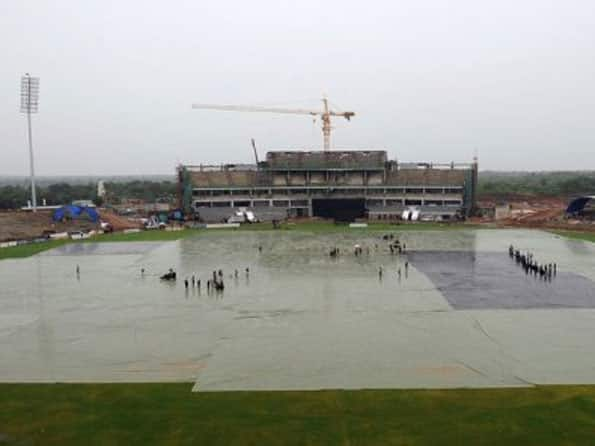 Heavy rains force ICC to shift World Cup warm-ups from Pallekele