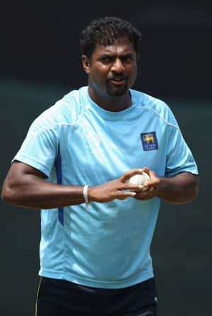 Murali to play in New Zealand's domestic T20 competition