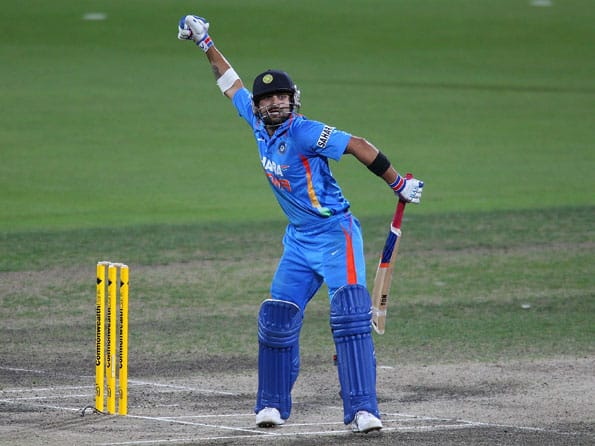 Virat Kohli confident of his new role as vice-captain